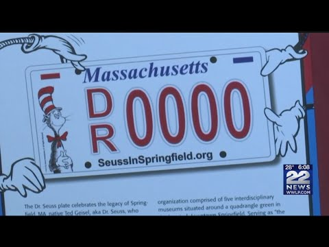 Springfield Museums hope Dr. Suess license plate will soon be a reality