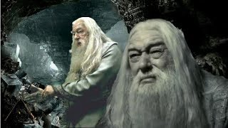 What Did Albus Dumbledore See When He Drank The Emerald Potion?