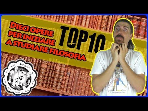 Dieci Opere Per Iniziare a Studiare Filosofia || Top10 Cogito Ergo Tube
