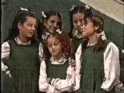 Chiquititas Brasil 1997 Capitulo 01