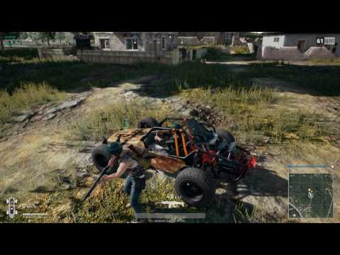 PlayerUnknown's BattleGrounds - Patience is Key - WIN - Duos with McDusty