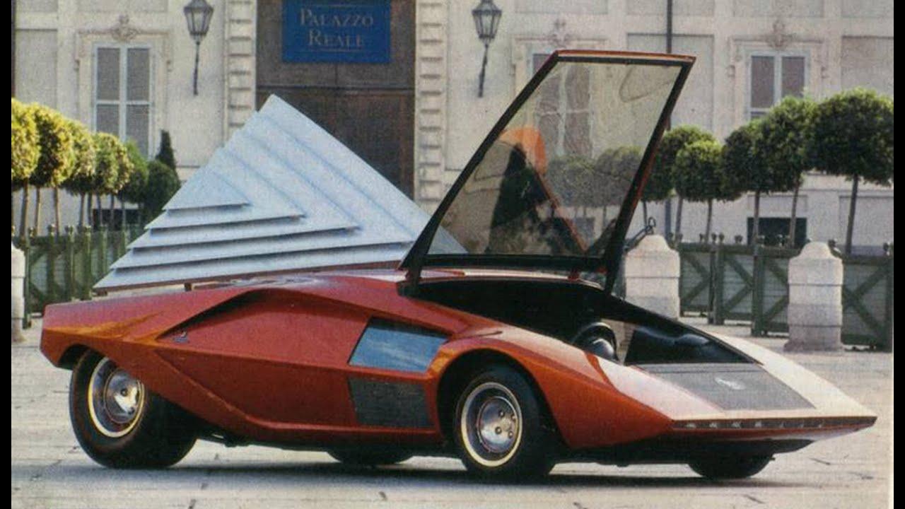 weirdest ever vehicles cars