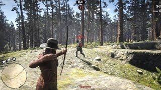 BATTLE ROYALE IS AMAZING in Red Dead Redemption 2 Online