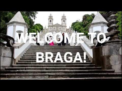 One Day in Braga, Portugal ( Travel Vlog)