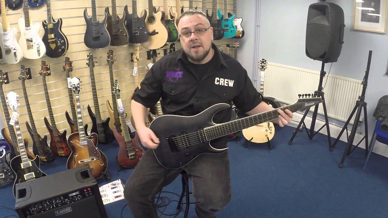 Namm Ibanez Chorus Mini Guitar Fx