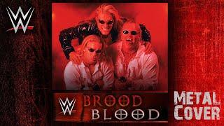 WWE The Brood Theme - Blood (Metal Instrumental)