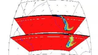Demise of the Farallon Plate Beneath North America (2001)