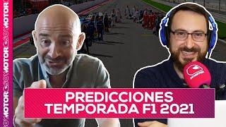 Las predicciones de Lobato y Rosaleny para la temporada 2021 de F1 | SoyMotor.com