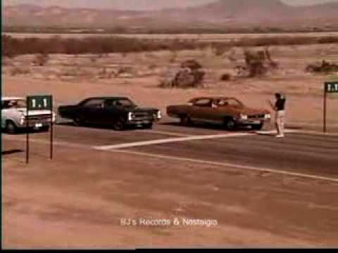 JAMES BOND COMMERCIAL PARODY.  1966 Chevrolet Industrial Film