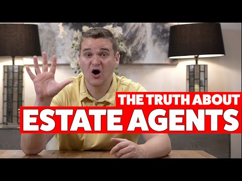 5 Things You Need To Know About ESTATE AGENTS