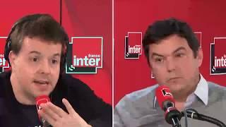 Le grand entretien avec Thomas Piketty