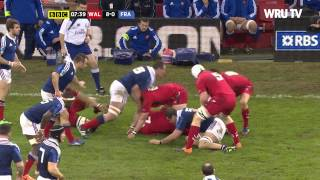Wales v France: Story of the Day   WRU TV