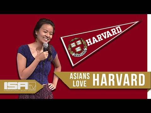 Do all Asians go to Harvard? (ISAtv)