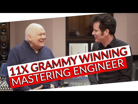 Bob Ludwig: The Mastering Engineer's Mastering Engineer! - Warren Huart: Produce Like A Pro