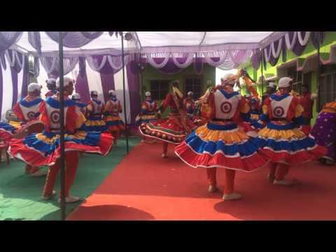 Chaliya dance at khatima