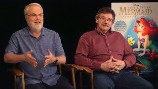 Ron Clements & Mark Henn Talk THE LITTLE MERMAID Anniversary Edition