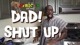 Download Clifford Owusu Comedy - In An African Home Dad, Shut Up! 🗣😱  (Clifford Owusu)