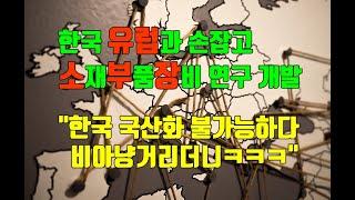 [일본반응] 한국 범 유럽 연구개발 네트워크 유레카 통해 소재 부품 장비 분야 기술 확보하기로  일본 한국 국산화 비아냥거리더니 니네 어쩌냐