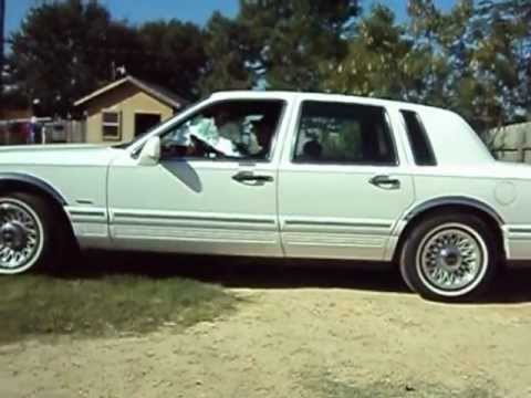 How A Stock Town Car Should Look Drive By Youtube