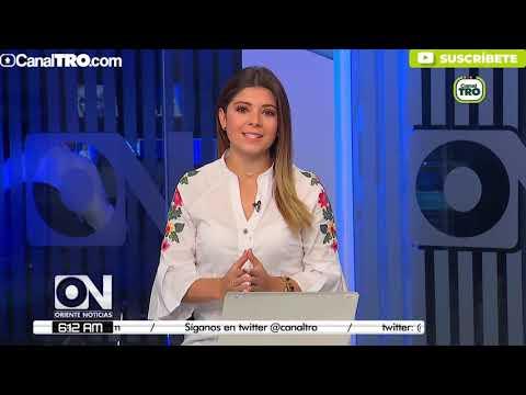 Oriente Noticias Primera Emisión - 12 de marzo