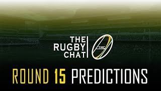 Super Rugby 2018 - Round 15 Predictions