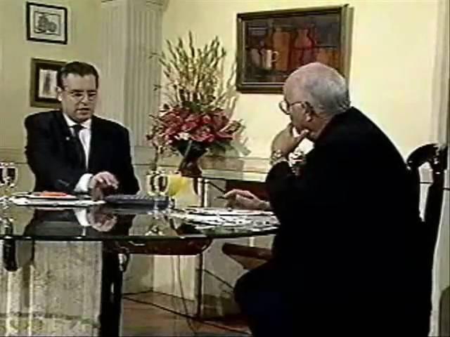 Manuel Von Ribbeck en Talk Show Parte 2