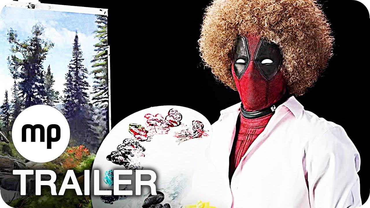 Deadpool 2 Trailer German
