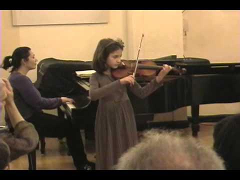 Allegretto Suzuki Violin Medium