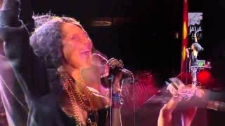 erykah badu   live at java jazz festival 2012
