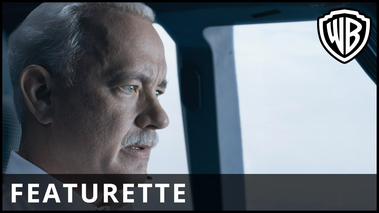 Sully: Miracle on the Hudson - International Featurette - Warner Bros. UK