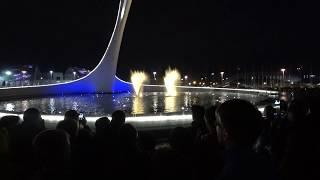 Влог/Олимпийский парк Сочи!/ Шоу поющих фонтанов/ Отдых ч. 5