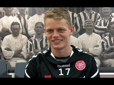 Kasper Kusk er vendt hjem