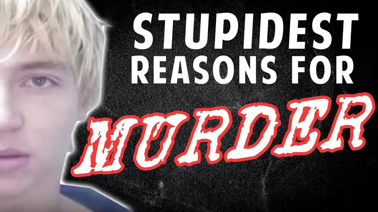 Stupidest Reasons For Murder - DFF - null