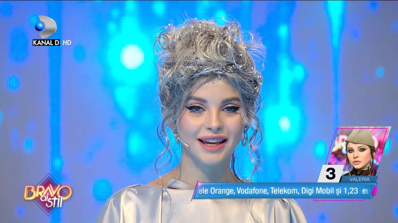 Bravo Ai Stil 19 01 2019 Valeria A Esuat Complet Elsa In