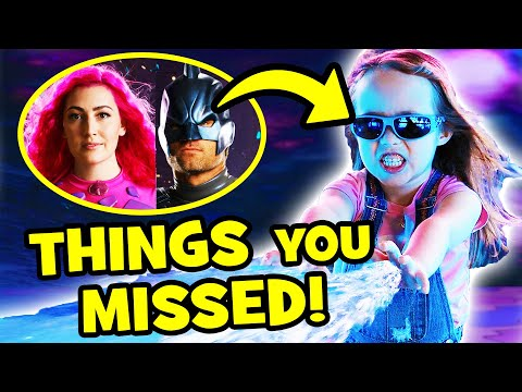 27 EPIC Sharkboy & Lavagirl Easter Eggs In WE CAN BE HEROES! 🦸♂️🦸♀️