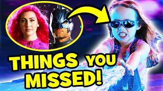 27 EPIC Sharkboy & Lavagirl Easter Eggs In WE CAN BE HEROES! ♂♀