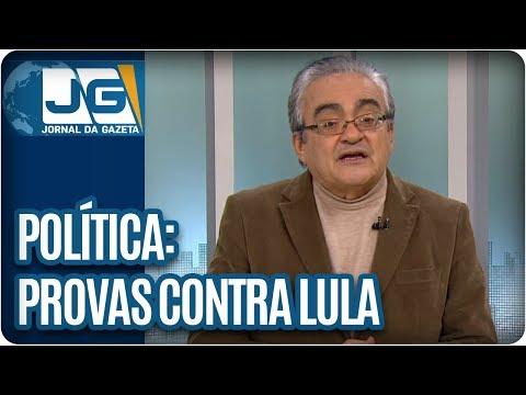 José Nêumanne Pinto / Quem disse que não há provas contra Lula?