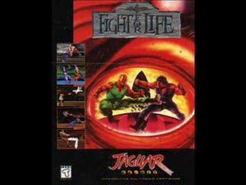 Atari Jaguar Music: Fight For Life - Main title theme