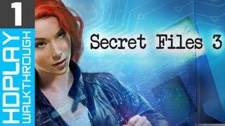 Secret Files 3 - Walkthrough Part 1 | A Bad Dream