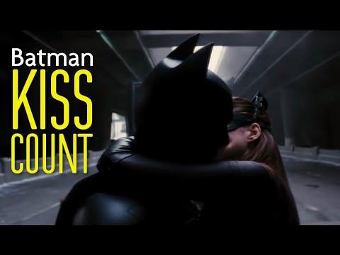 Batman Kiss Count Supercut