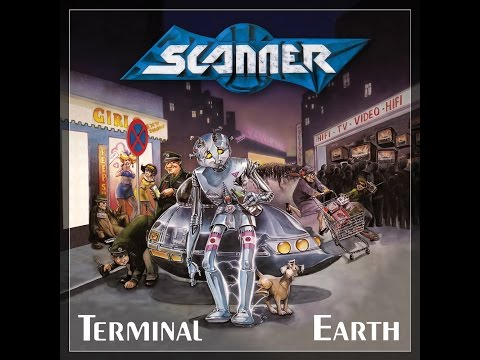 Scanner - Terminal Earth - Japanese Edition (Full Album) - 1989