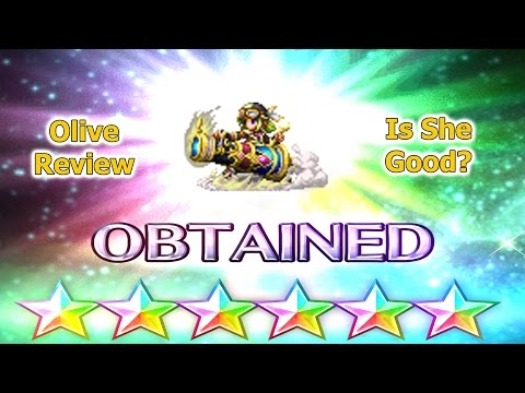 FF BE 6 Stars Olive Review: Finally a Good Gun User (#82)