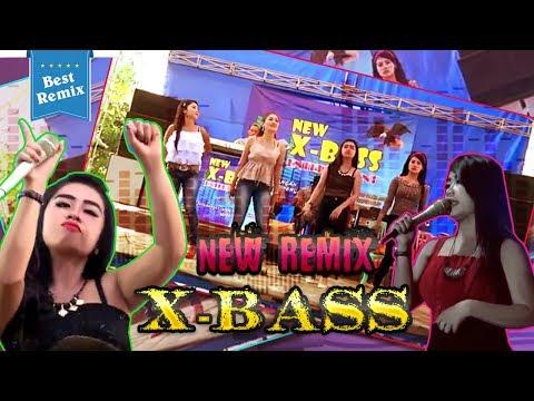 New X Bass Remix Lampung Terbaru 2018 Bersama ABG Funky