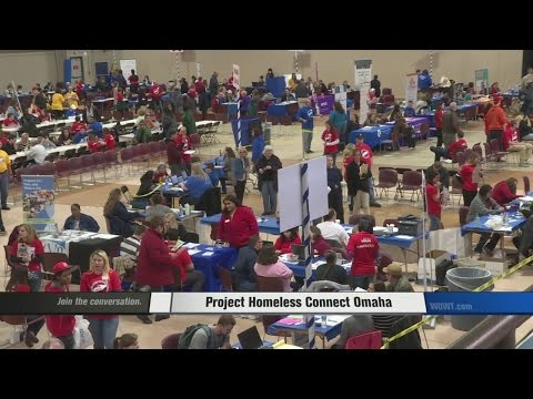 Project Homeless Connect Omaha