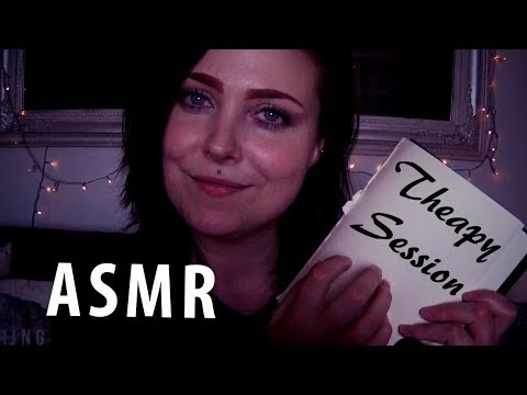 ASMR Relaxing Therapy Session Role-Play