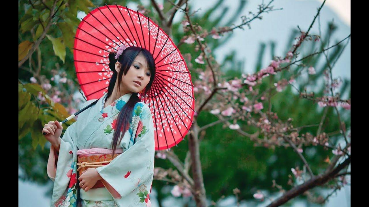 Các loại kimono phổ biến ở Nhật Bản - YouTube