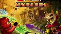 Ninjago Rush NEW Game - BEST Lego NINJAGO Games