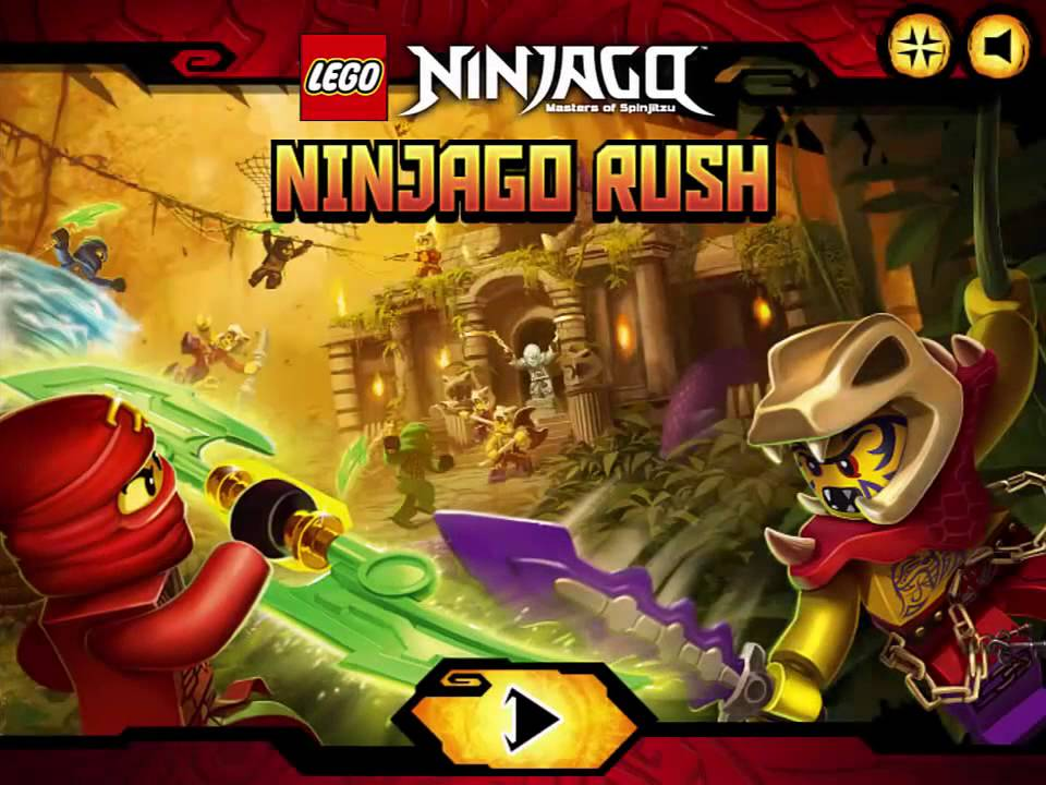 Ninjago Rush New Game Best Lego Ninjago Games Youtube