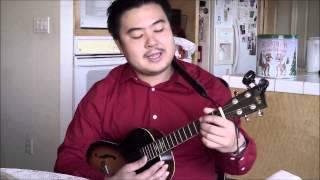 Christmas Songs - Jingle Bell Rock (Uke Tutorial + Play Along)