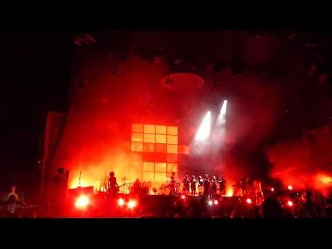 Gorillaz -  Sex Murder Party (with Zebra Katz/Jamie Principle) LIVE ACL Fest Weekend 1 [HD] 10/8/17